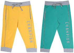 Dollar Champion Kidswear Boys Lounge Shorts Pack Of 2