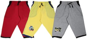 Dollar Champion Kidswear Boys Lounge Shorts Pack Of 3