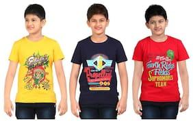 Dongli Boys Round Neck Tshirt