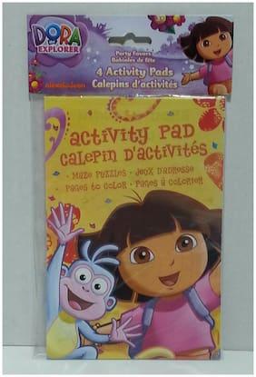Dora the Explorer Activity Pads Party Supplies