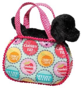 DOUGLAS Cuddle Toys Dog Cherry Fizz Sassy Pet Sak - 2170 NEW