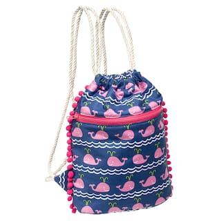 DOUGLAS Cuddle Toys Pink Whale Sak Pak - 7357 NEW