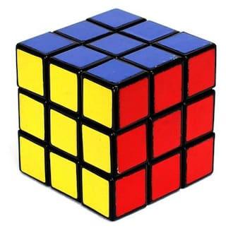 Doux Devils Magic Square Rubic Cube