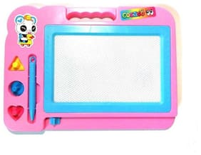 DP Endeavors Educational Writing and Drawing Magic Slate for Kids Big Size (Pink)