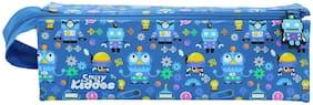 Smily kiddos | Smily Tray Pencil Case (Blue)