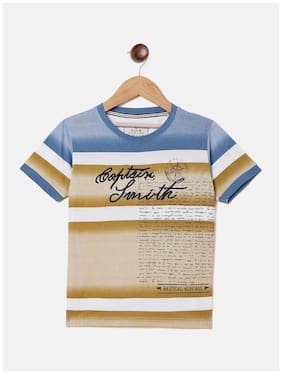 Duke Boys Half Sleeve Cotton T-Shirt