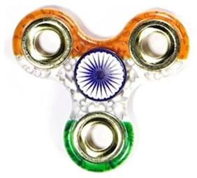 DWeS Independence Day Tri Color Fidget Spinner Hand Spinner