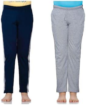 Proteens Boy Cotton blend Track pants - Multi