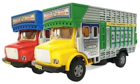 E-Chariot Public Truck Set of 2 (Colour May Vary as per Availability)