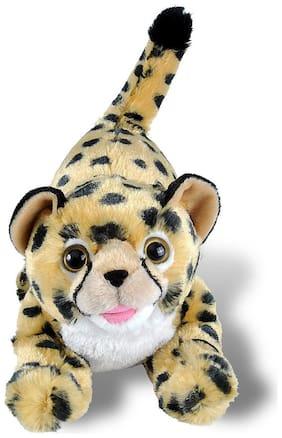 E-Chariot Soft Toys Playful Cheetah Plush Stuffed Animal Cuddlekins by Wild Republic (21616) 10 inch