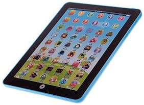 Educational Learning Tablet Computer for Kids  (Multicolor)