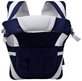 eEdgestore  4 in 1 Carrier Bag Baby Carrier (Navy Blue, Front carry facing out) Baby Carrier for  Baby Carrier For Carrying Baby
