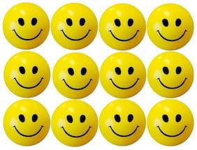 eEdgestore eEdge Soft Smiley - 12 cm  (Yellow)