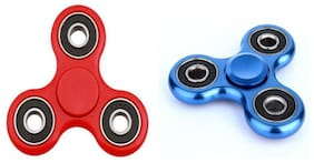 eEdgestore Hand Spinner RELIEVES STRESS;ADHD;HELP TO DROP SMOKING;GET RID OF CELLPHONE;Assroted Colour