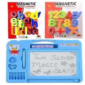 eEdgestore Magnetic Letters & Numbers for Kids