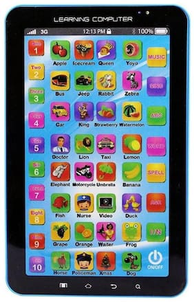 eEdgestore Musicl &  Learning Tablet COMPUTER P1000 FOR KIDS