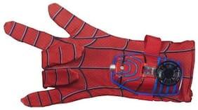 eEdgestore Ultimate Spiderman Gloves With Disc Launcher