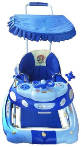 Ehomekart Blue Snoopy Walker