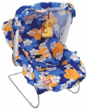 Ehomekart Blue Carry Cot 9-in-1 For Kids
