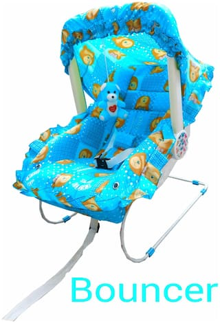 Ehomekart Carry Cot 10 in 1 (Colour/Print May Vary) Ehomekart Carry Cot 10 in 1 (Colour/Print May Vary)
