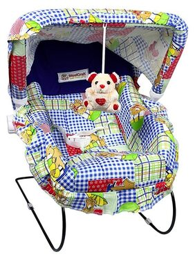 Ehomekart Carry Cot 10 in 1 (Colour/Print May Vary)