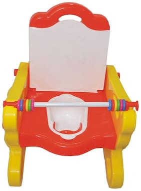 Ehomekart Red Toilet Training Chair for Kids