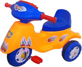 eHomeKart Tricycle for Kids - TINNY DX Tri-Cycle - with MUSIC for Boys and Girls (1 Year - 4 Years)
