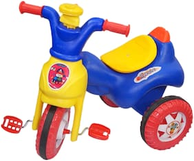 eHomeKart Tricycle for Kids - SPIDER Tri-Cycle - for Boys and Girls (1 Year - 4 Years)