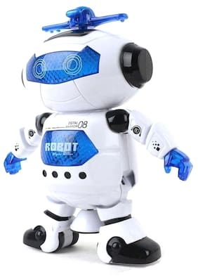 Electric Singing;Dancing;Rotating Robot Toy for Kids