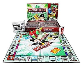 Electronic Banking Monopoly Game