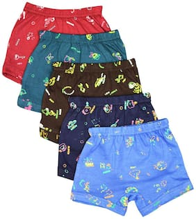 ELK Panty & bloomer for Girls - Multi , Set of 5