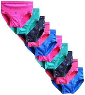 ELK Panty & bloomer for Girls - Multi , Set of 3