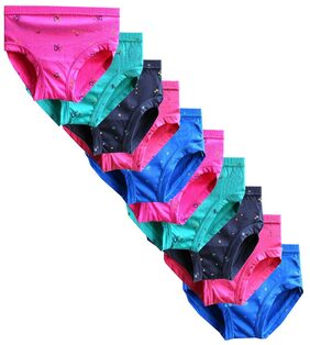ELK Girl Panty & Bloomer - Multi
