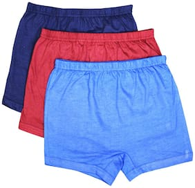 ELK Boxer For Boys - Blue , Set of 3