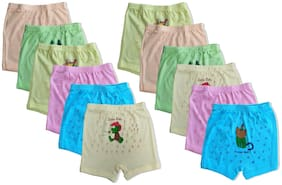 ELK Panty & bloomer For Unisex - Multi , 12
