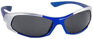 Emartos Kidz Wrap Around Sunglasses Blue