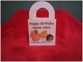 Emoji Movie Personalized Birthday Party pack 12 Favor Boxes/bag