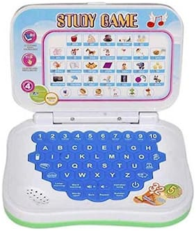 English Learning Kids Laptop with Music