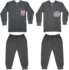 EPOXY Thermal for Girls - Grey , Set of 2