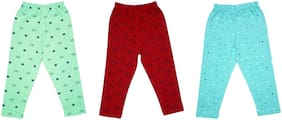 Epoxy Multi-Coloured Pajami/Lower/Leggings for Kids;Boys & Girls Combo (Pack of-3)