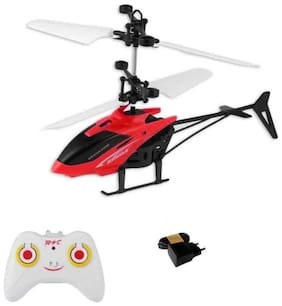 Exceed (LH) Remote and sensor with hand helicopter for kids