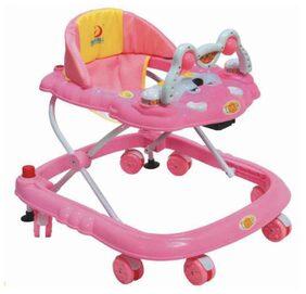 EZ' PLAYMATES BABY WALKER PINK