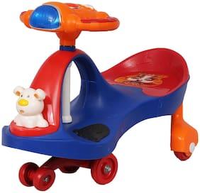 EZ' PLAYMATES  MAGIC CAR AERO DELUXE BLUE
