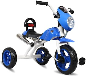 EZ' Playmates cruiser bike style tricycle for kids - Blue