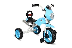 EZ' Playmates cruiser bike style tricycle for kids - Light Blue