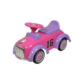 ez playmates classic car kids ride on pink