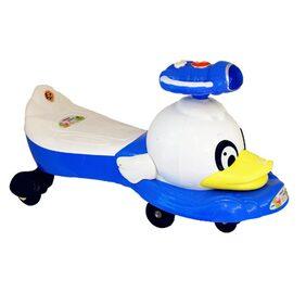 Ez' Playmates Magic Car Duck Blue
