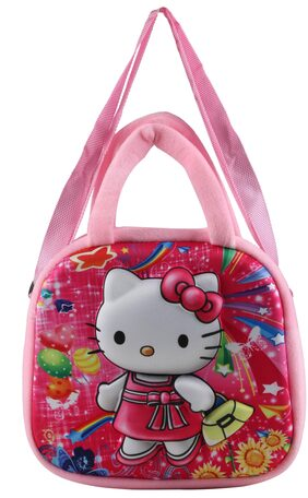 FabSeasons Multipurpose Cloth Sling Bag and Lunch Bag