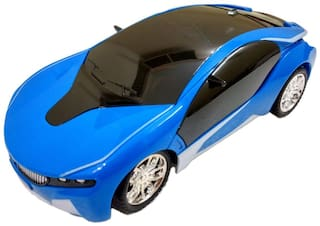 Famous Remote Control Car with 3D Light Toy