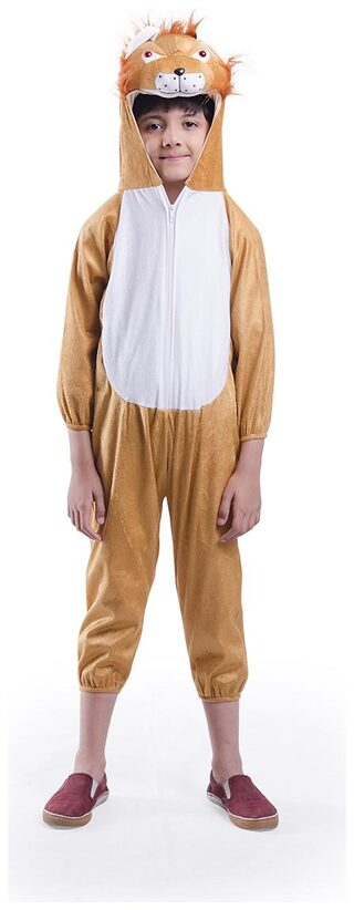 Fancydresswale Animal fancy dress -Lion Costume